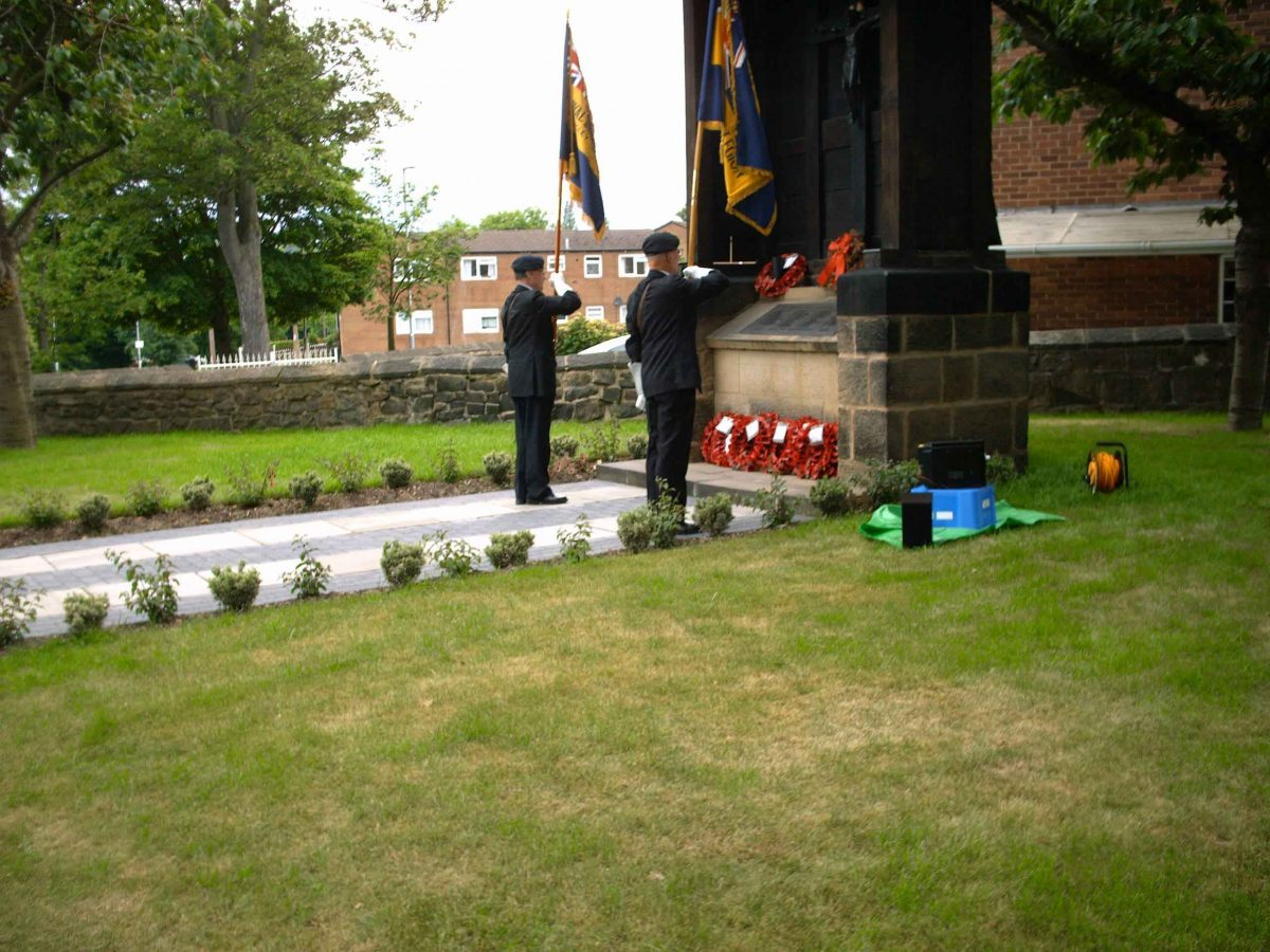 Service of Remembrance – 6th July
