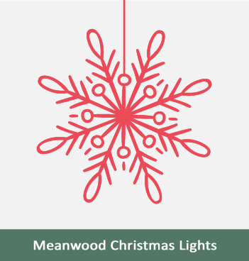 Meanwood Christmas Lights